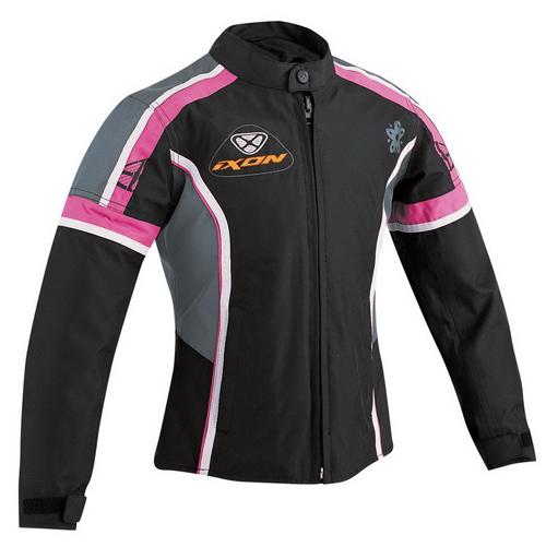 IXON Lolita motorcycle kid jacket