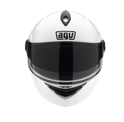 AGV Longway II Flip-Up Helmet - Col. White
