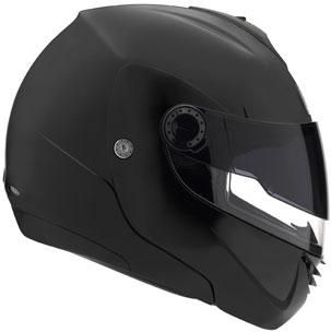 AGV Longway II Flip-Up Helmet - Col. Matt Black
