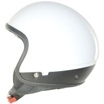 Cover Unie bianco per casco componbile Love Helmet