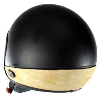 Love Helmet neck cover imitation viper beige