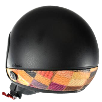 Neck Cover per casco Love Helmet imitazione viper Patchwork