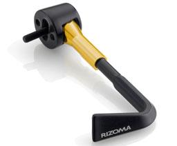 Rizoma Proguard System right for Yamaha, Gold