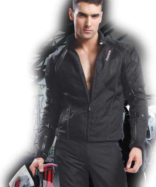 LS2 Apparel 4 SEASONS jacket Black
