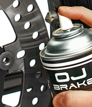 Pulitore spray per dischi freno OJ Brake