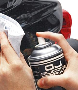 Spray lucidante OJ Silicone