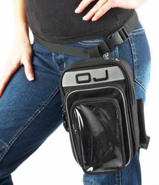 Oj Track leg bag