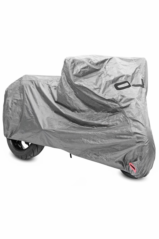 OJ WL bike cover grey