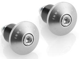 Handlebar Rizoma 516 Bore 22 mm silver