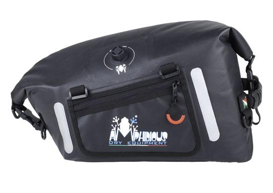 Borsa serbatoio impermeabile Amphibious Tankbag Nero
