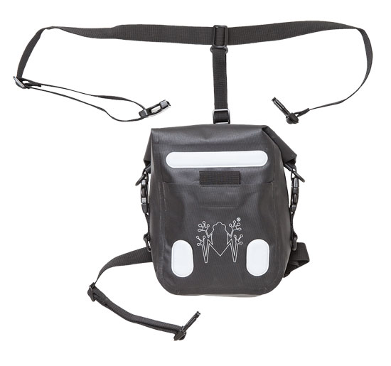 Bag leg Amphibious Legbag Black