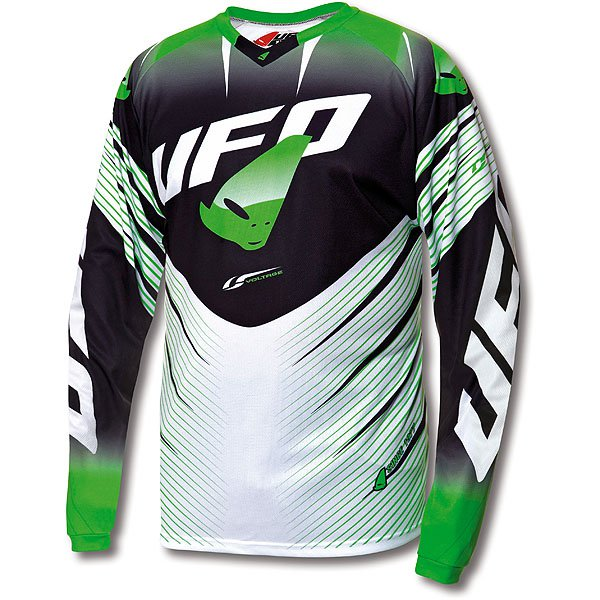 Ufo Plast Voltage cross jersey Green