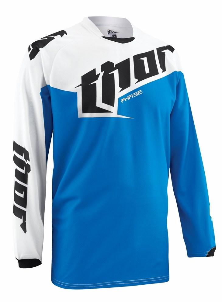 Thor Phase Tilt jersey blue