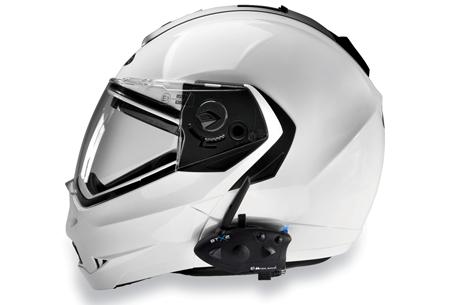 Interfono universale Bluetooth Midland BTX2 Singolo per un casco