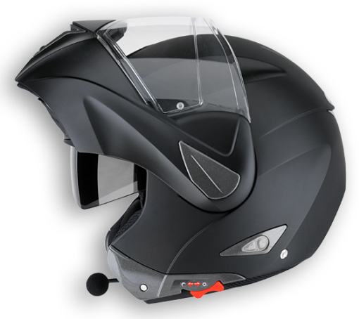 AIROH Mirò XRP Color open-face helmet black matt