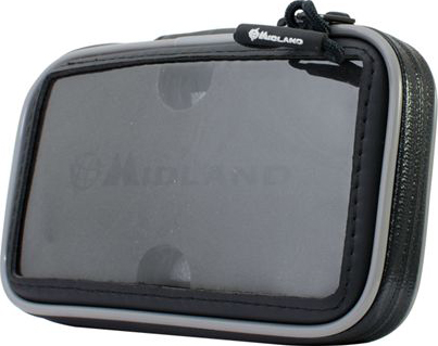 Midland mounting system for motorcycle Smartphone