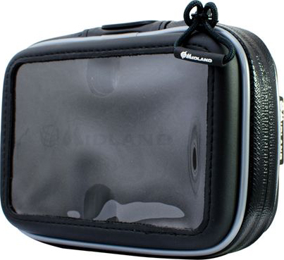 Midland mounting system for motorcycle GPS 5 soft case