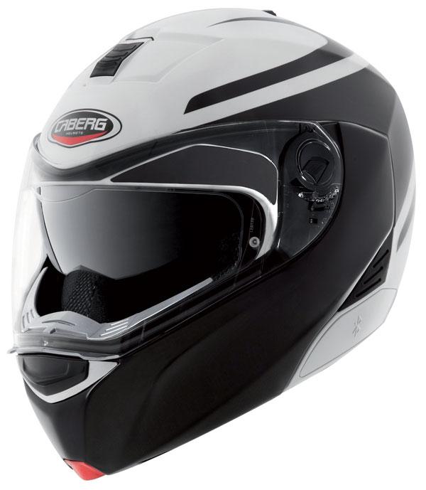 Caberg Modus Duale flip off helmet Graphic