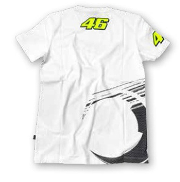VR46 Monster T-shirt white