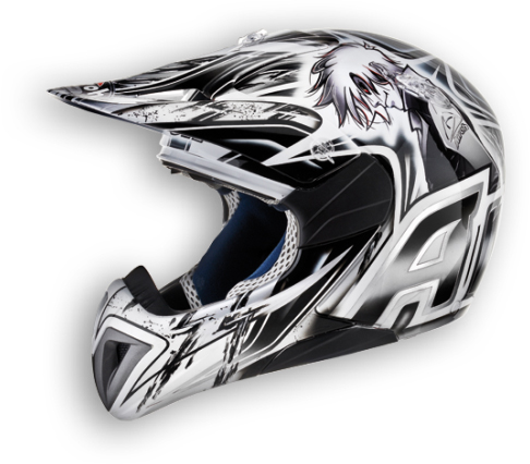 Casco moto cross bambino Airoh MR Cross Boy
