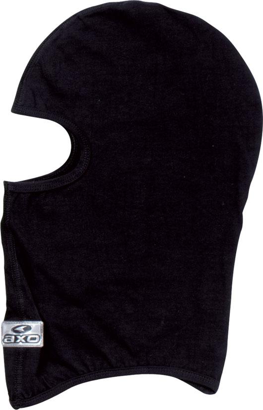 AXO Black Balaclava