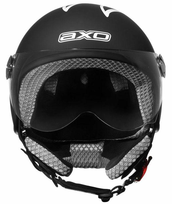 Jet Helmet AXO Subway Warner Bugs Bunny Black