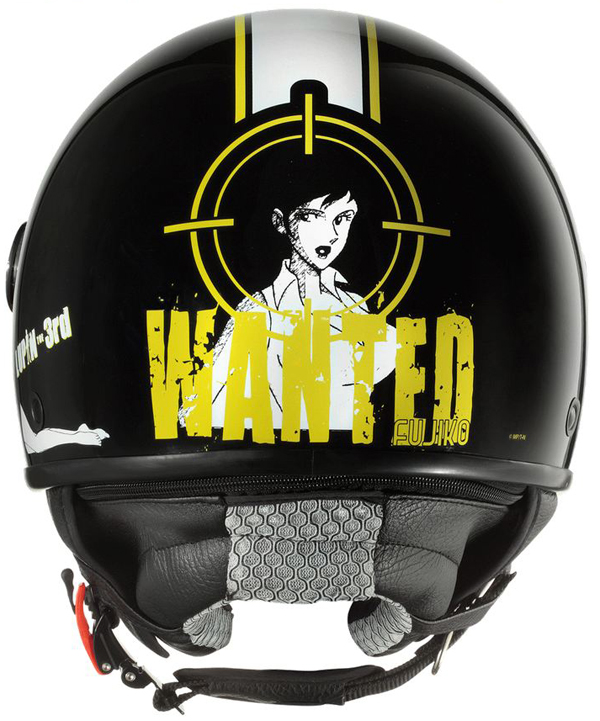 Axo helmet Subway Lupin III Fujiko