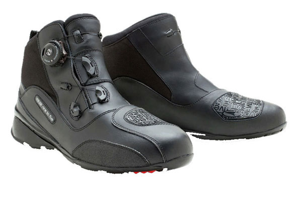 Shoes AXO motorcycle 9T05 Black