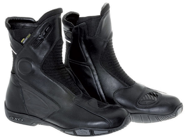Touring Boots AXO Q2 WP Black