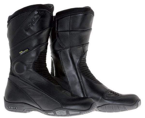 Touring Boots AXO Q4 WP Black