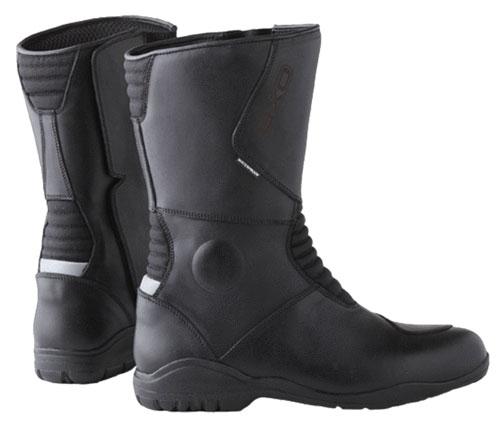Road Touring Boots AXO Black