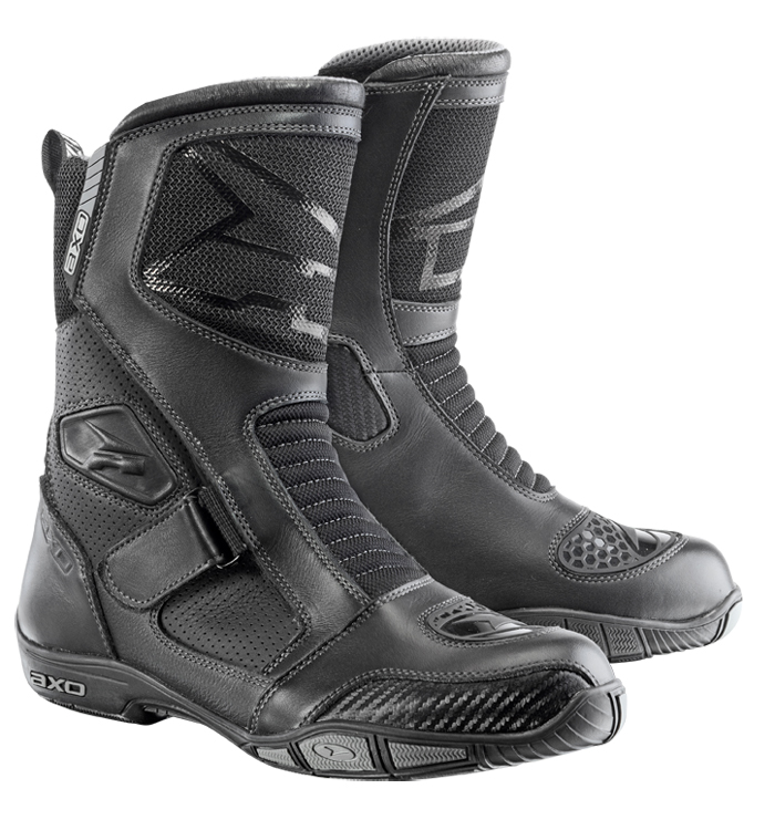 AXO Airflow boots Black