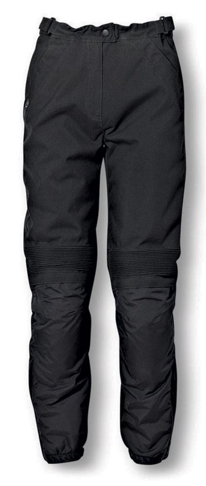 Motorcycle trousers waterproof AXO T Kay Evo-Black