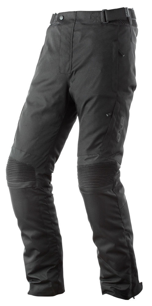 AXO motorcycle pants waterproof Cardinal Black
