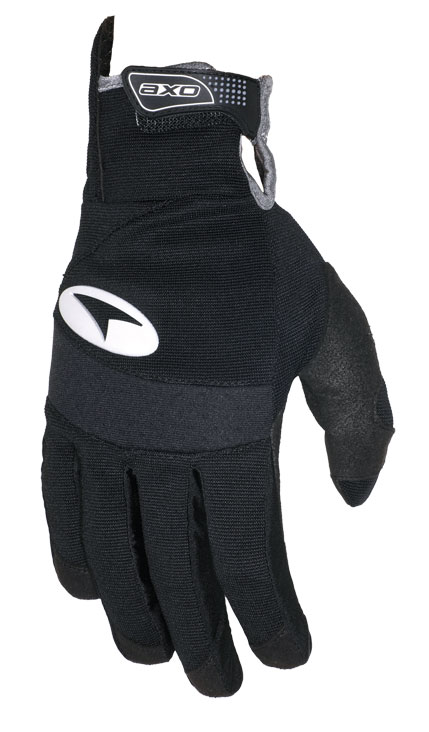 Gloves AXO SXT Pro Black