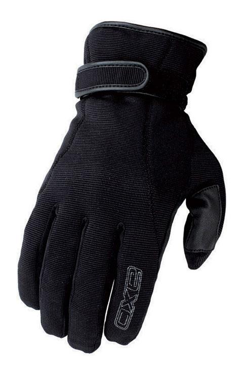 AXO motorcycle gloves waterproof Black Llama