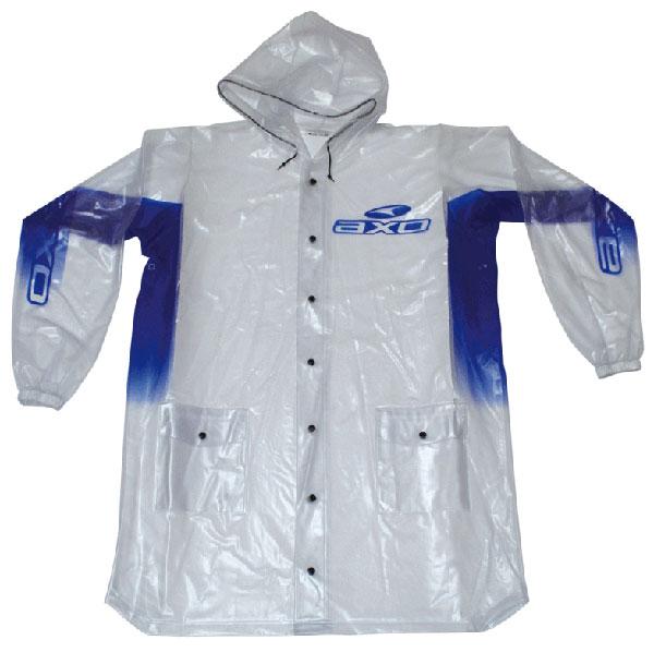 Rain Jacket AXO Mud Coat Transparent