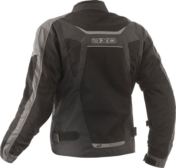 AXO motorcycle jacket Black Air Flow Ages