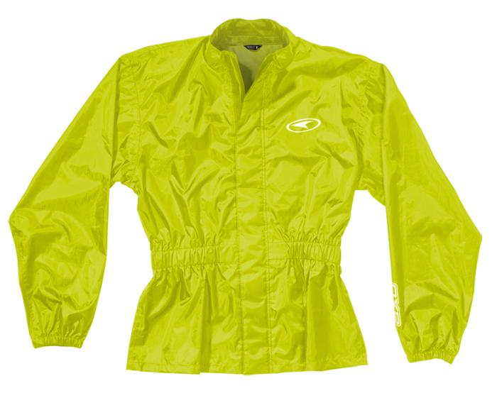 AXO Oxford rain jacket Yellow