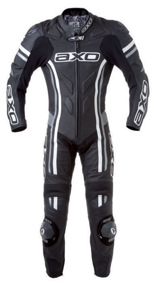 Jumpsuit Leather AXO Indy Black