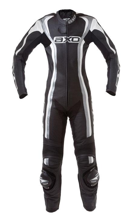 AXO Talon woman leather suit Black