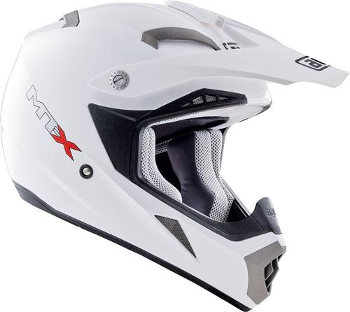 Agv MT-X Mono off-road helmet white