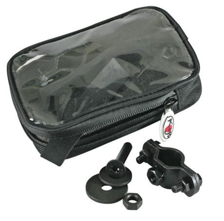 Multi-holder, waterproof for gps, phones, iPod