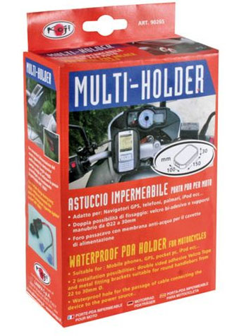 Multi-holder, astuccio impermeabile  porta Pda