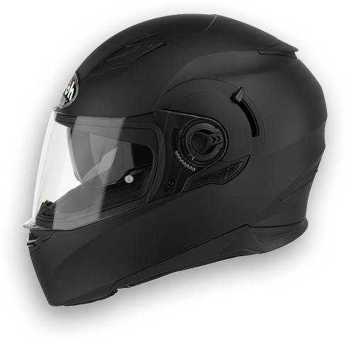 Casco moto Airoh Movement Color nero opaco