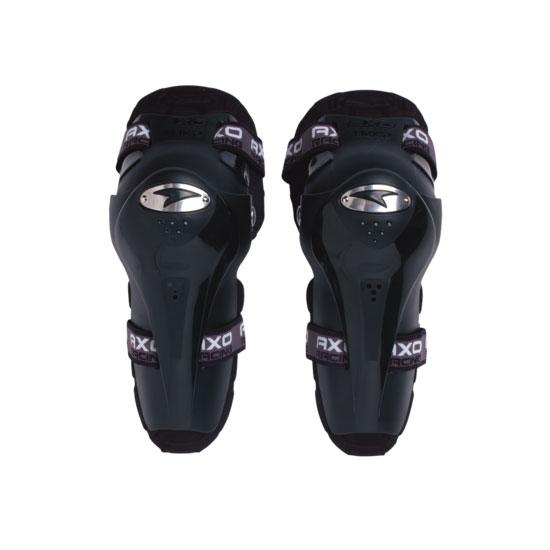 Pair of baby knee pads AXO Black