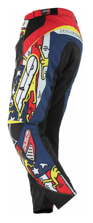 Pants cross AXO Keith Haring USA