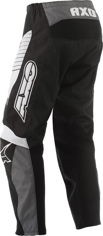 Pants cross AXO SR Black Grey