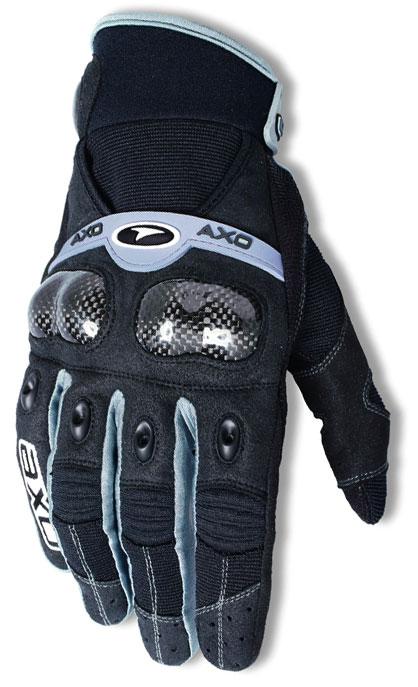 Gloves cross AXO VR-X Black