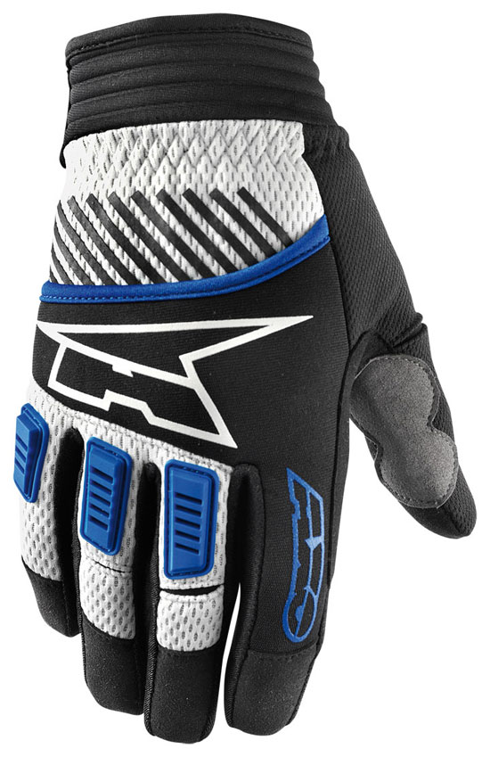 Gloves AXO Cross Blue PDLK